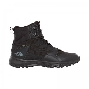 Ghete Barbati Hiking The North Face Ultra XC GTX Negru