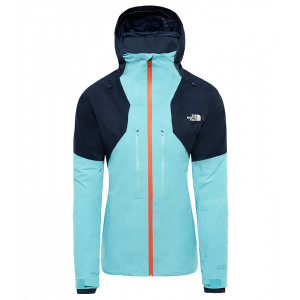 Geaca Femei Ski si Snowboard The North Face Powder Guide Bleu