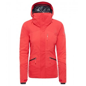 Geaca Femei Ski si Snowboard The North Face Lenado Roz