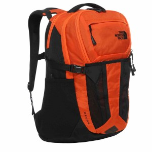 Rucsac The North Face Recon 30L Persian Orange Ripstop/Tnf Black (Portocaliu)