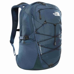 Rucsac The North Face Borealis 28L Blue Wing Teal/Tnf Black (Bleumarin)