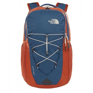 Rucsac The North Face Jester Bleumarin / Caramiziu