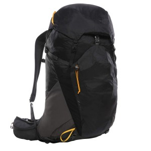 Rucsac Drumetie The North Face Hydra 38L Rc Asphalt Grey/Tnf Black (Antracit)