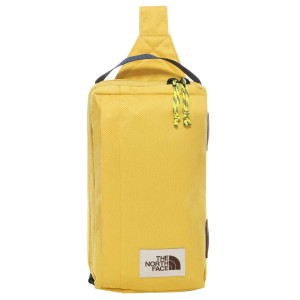 Geanta The North Face Field Bag 7L Bamboo Yellow/Blue Wing Teal (Galben)