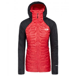 Geaca Femei Hiking The North Face Impendor Verto Prima Hoody Roz / Negru