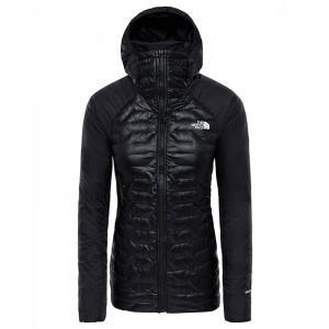 Geaca Femei Hiking The North Face Impendor Verto Prima Hoody Negru