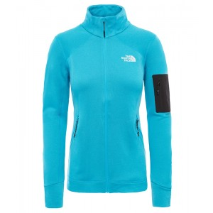 Bluza Mid-Layer Femei Hiking The North Face Impendor Poverdry Bleu