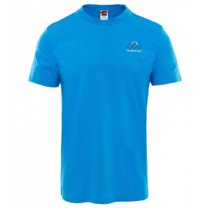 Tricou Barbati The North Face S/S Ridge Albastru