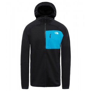 Hanorac Barbati The North Face Impendor Grid Hoodie Negru