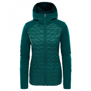 Geaca Femei Hiking The North Face Motivation Thermoball Verde