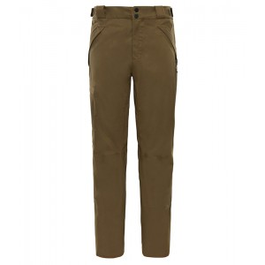 Pantaloni Barbati Ski The North Face Sickline Verde