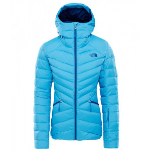 Geaca Femei Ski si Snowboard The North Face Moonlight Down Albastru