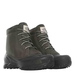 Bocanci Drumetie Barbati The North Face M Tsumoru Boot New Taupe Green/Tnf Black (Kaki)