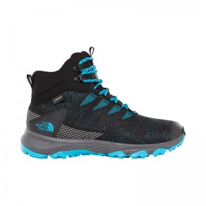 Incaltaminte Femei Hiking The North Face Ultra Fastpack 3 GTX (WV) Negru