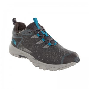 Incaltaminte Barbati Hiking The North Face Ultra Fastpack III Woven GTX Gri