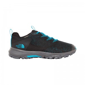 Incaltaminte Femei Hiking The North Face Ultra Fastpack 3 Mid GTX Negru