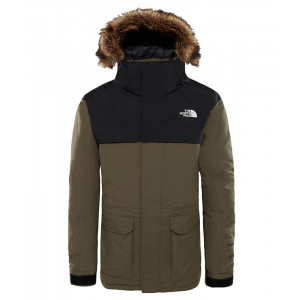 Geaca Baieti The North Face Mcmurdo Down Parka Verde