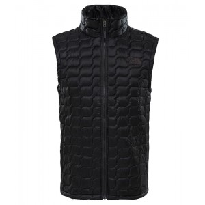 Vesta Barbati Hiking The North Face Thermoball Gilet Negru