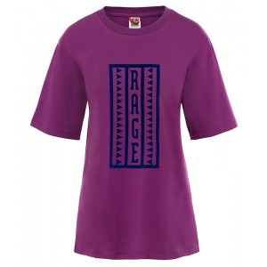 Tricou Femei The North Face 92 Retro Raged Violet
