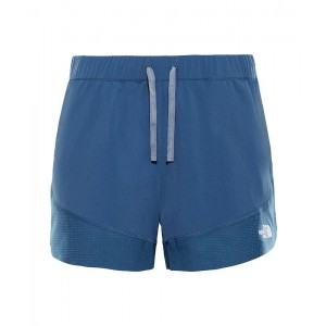 Pantaloni Femei Hiking The North Face Invene Bleumarin