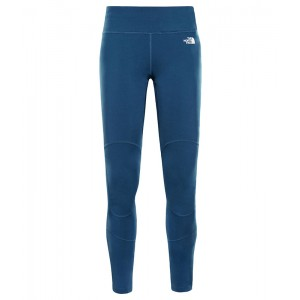 Colanti Femei Hiking The North Face Invene Leggings Bleumarin