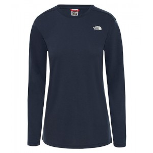 Bluza Femei The North Face Simple Dome Albastru