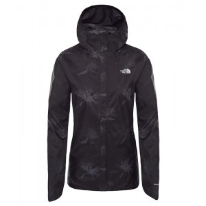 Geaca Femei Hiking The North Face Quest Prnt Gri