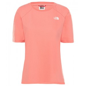 Tricou Femei The North Face Premium Simple Dome Corai