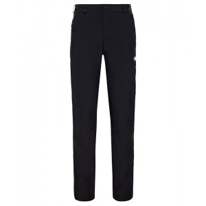 Pantaloni Femei Hiking The North Face Quest Negru