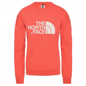 Bluza Femei The North Face Drew Peak Pullover Corai