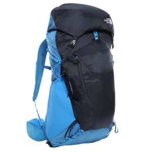 Rucsac Drumetie The North Face Banchee 50L Clear Lake Blue/Urban Navy (Bleu)
