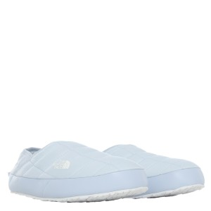 Papuci Femei The North Face W Thermoball Traction Mule V Mist Blue/Tnf White (Bleu)