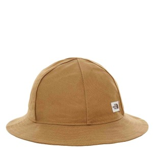 Palarie The North Face Berkeley Mountain Dome British Khaki (Maro)