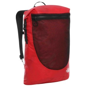 Rucsac The North Face Waterproof Rolltop 35L Tnf Red (Rosu)