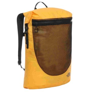 Rucsac The North Face Waterproof Rolltop 35L Tnf Yellow (Galben)