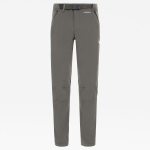 Pantaloni Softshell Drumetie Barbati The North Face M Diablo II Pant New Taupe Green (Kaki)