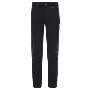 Pantaloni Softshell Drumetie Barbati The North Face M Diablo II Pant Tnf Black (Negru)