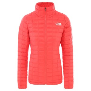 Geaca Drumetie Femei The North Face W Thermoball Eco Jacket-EU Cayenne Red (Rosu)