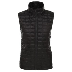 Vesta Drumetie Femei The North Face W Thermoball Eco Vest-EU Tnf Black Matte (Negru)