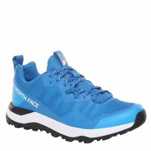Pantofi Drumetie Femei The North Face W Activist Futurelight Clear Lake Blue/Tnf Black (Albastru)