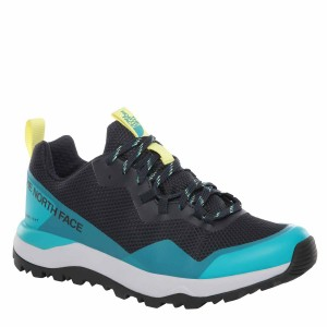 Pantofi Drumetie Femei The North Face W Activist Futurelight Urban Navy/Micro Chip Grey (Bleumarin)