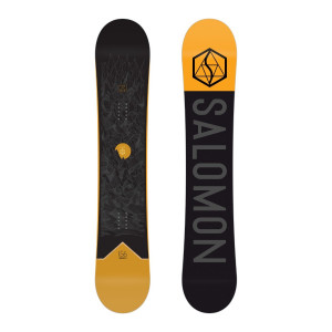 SALOMON PLACA SNOWBOARD SIGHT BARBATI Portocaliu