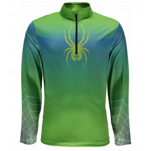 Bluza First Layer Spyder Limitless 1/4 Zip Dry Web M Verde