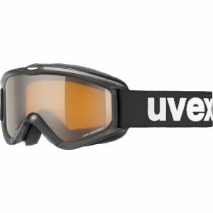 Ochelari Ski si Snowboard Copii Uvex Speedy Pro Black Lasergold