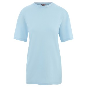 Tricou Drumetie Femei The North Face W Zumu Tee-EU Angel Falls Blue (Bleu)