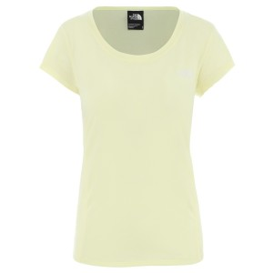 Tricou Drumetie Femei The North Face W Hikesteller Ii Tee Tender Yellow Dark Heather (Galben)