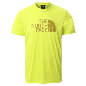 Tricou Drumetie Barbati The North Face Reaxion Easy Tee Lime