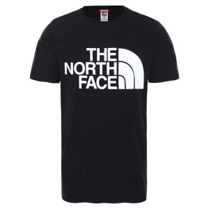 Tricou Casual Barbati The North Face Standard S/S Tee Negru