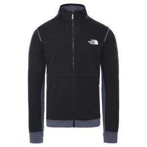 Polar Drumetie Barbati The North Face M Speedtour Jkt Tnf Black/Vanadis Grey (Negru)