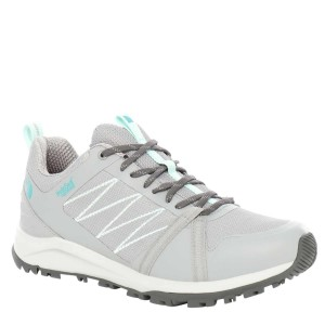 Pantofi Drumetie Femei The North Face W Litewave Fastpack Ii Wp Griffin Grey/Dark Shadow Grey (Gri)